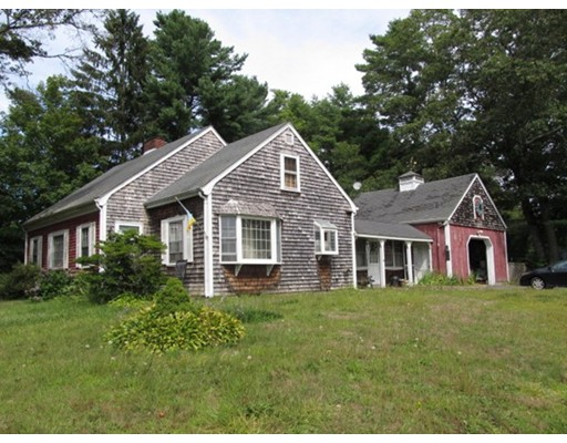 Single Family Home for Sale at 508 SANFORD ROAD 508 SANFORD ROAD Westport, Massachusetts 02790 United States