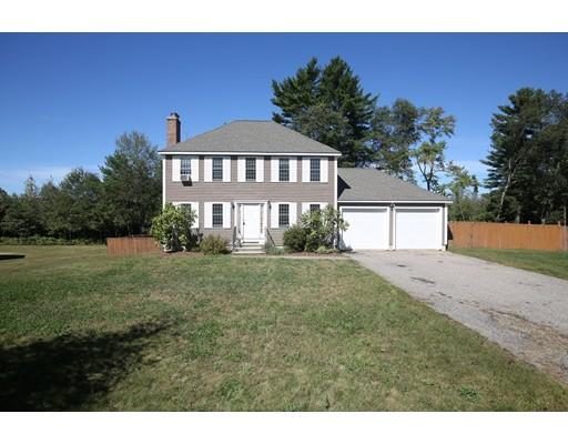 Частный односемейный дом для того Продажа на 161 Peach Street 161 Peach Street Barre, Массачусетс 01005 Соединенные Штаты