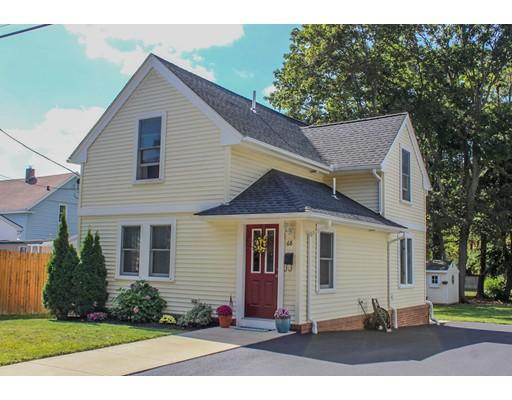 واحد منزل الأسرة للـ Sale في 68 Mercer Street 68 Mercer Street East Providence, Rhode Island 02914 United States