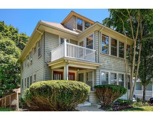 独户住宅 为 出租 在 26 Woodward Avenue 昆西, 02169 美国