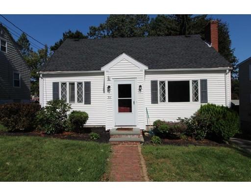 واحد منزل الأسرة للـ Rent في 35 Pratt Avenue 35 Pratt Avenue Dedham, Massachusetts 02026 United States