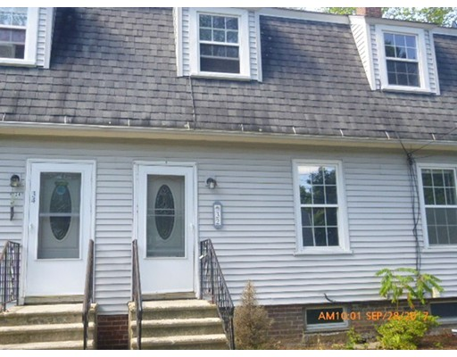 تاون هاوس للـ Rent في 32 Nelson St #32 32 Nelson St #32 Barre, Massachusetts 01005 United States