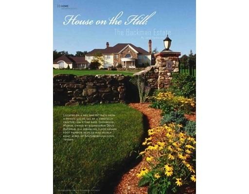 Casa Unifamiliar por un Venta en 3 Glenwood Road 3 Glenwood Road Southborough, Massachusetts 01772 Estados Unidos