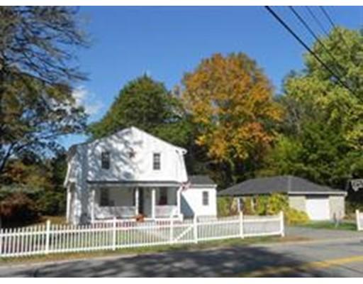 Single Family Home for Rent at 85 E Main Street 85 E Main Street Northborough, Massachusetts 01532 United States