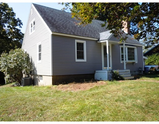 Single Family Home for Rent at 75 Wilder Road Leominster, Massachusetts 01453 United States