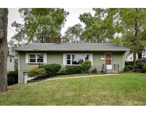 Single Family Home for Sale at 34 Dennison Avenue 34 Dennison Avenue Framingham, Massachusetts 01702 United States