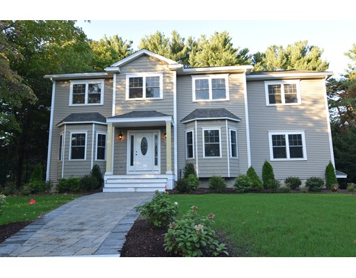 Single Family Home for Sale at 272 Great Road 272 Great Road Bedford, Massachusetts 01730 United States
