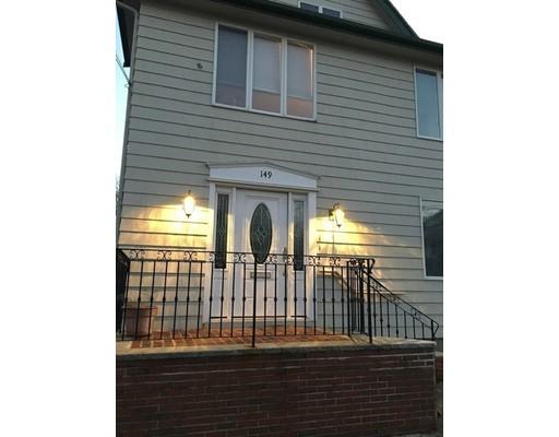 Casa Unifamiliar por un Alquiler en 149 Locust Winthrop, Massachusetts 02152 Estados Unidos