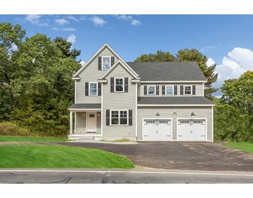 Частный односемейный дом для того Продажа на 60 Bedford Street 60 Bedford Street Burlington, Массачусетс 01803 Соединенные Штаты