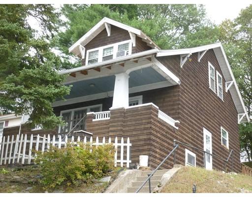Maison unifamiliale pour l Vente à 62 Paine Street 62 Paine Street Worcester, Massachusetts 01605 États-Unis