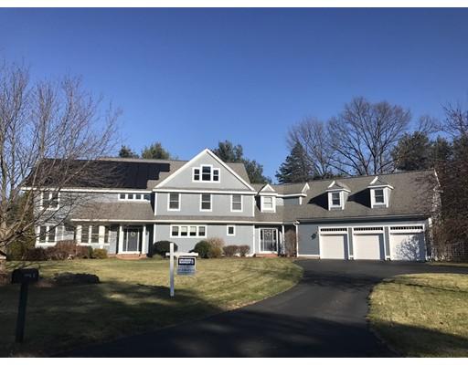 獨棟家庭住宅 為 出售 在 61 Tanglewood Road 61 Tanglewood Road Amherst, 麻塞諸塞州 01002 美國