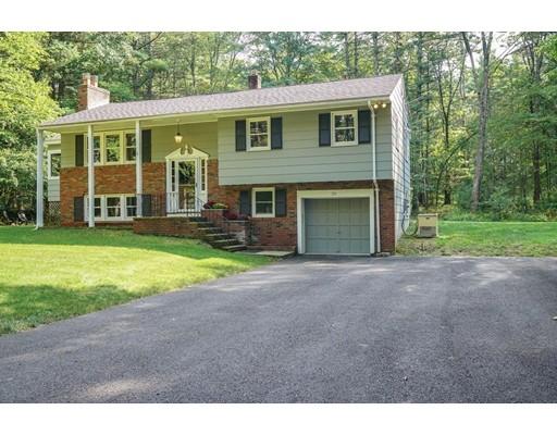 Частный односемейный дом для того Продажа на 25 Hillcrest Road 25 Hillcrest Road Harvard, Массачусетс 01451 Соединенные Штаты