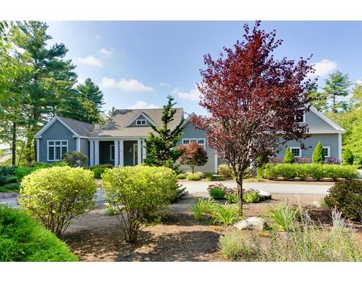 Частный односемейный дом для того Продажа на 440 Harvard Road 440 Harvard Road Bolton, Массачусетс 01740 Соединенные Штаты