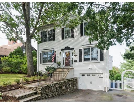 واحد منزل الأسرة للـ Sale في 16 Wyola Prospect 16 Wyola Prospect Waltham, Massachusetts 02451 United States