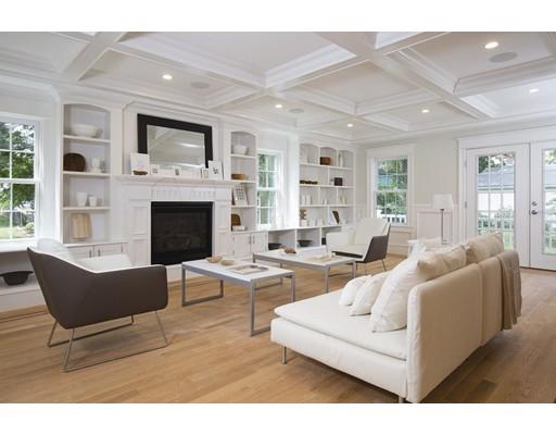 Maison unifamiliale pour l Vente à 61 Brooks Avenue 61 Brooks Avenue Newton, Massachusetts 02460 États-Unis