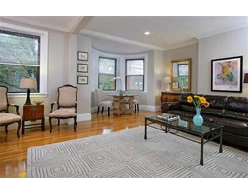独户住宅 为 出租 在 43 St. Botolph Street 波士顿, 马萨诸塞州 02116 美国