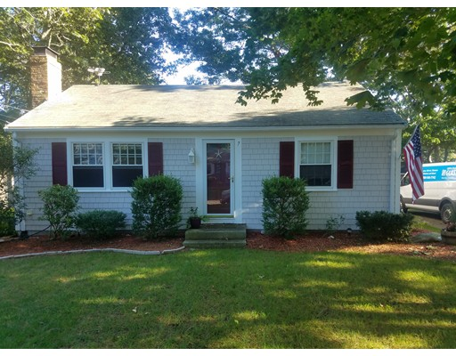 Single Family Home for Sale at 7 Deep Brook Road Yarmouth, Massachusetts 02673 United States
