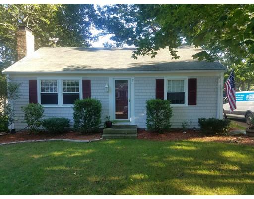 独户住宅 为 销售 在 7 Deep Brook Road 雅茅斯, 马萨诸塞州 02673 美国