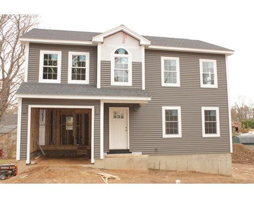 Maison unifamiliale pour l Vente à 113 Patterson Avenue 113 Patterson Avenue East Longmeadow, Massachusetts 01028 États-Unis