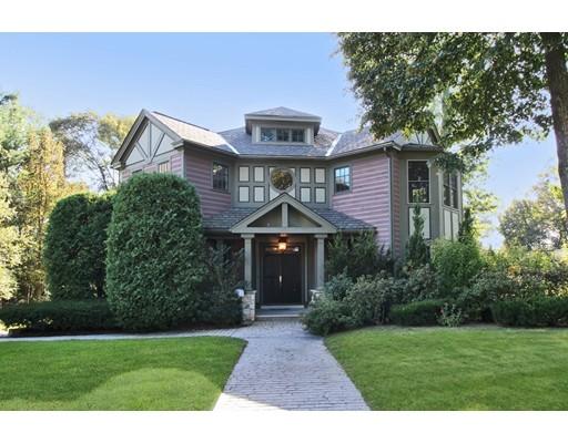 Maison unifamiliale pour l Vente à 20 Washington Street 20 Washington Street Newton, Massachusetts 02458 États-Unis