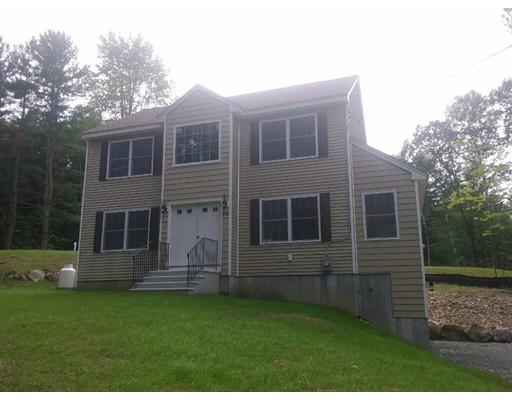 Maison unifamiliale pour l Vente à 1 Bancroft Road 1 Bancroft Road Rindge, New Hampshire 03071 États-Unis