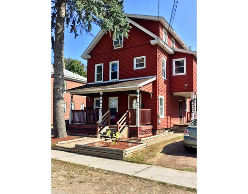 Single Family Home for Sale at 241 Wells Street 241 Wells Street Greenfield, Massachusetts 01301 United States