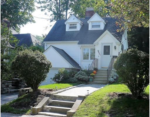 Maison unifamiliale pour l Vente à 37 Prouty Lane 37 Prouty Lane Worcester, Massachusetts 01602 États-Unis
