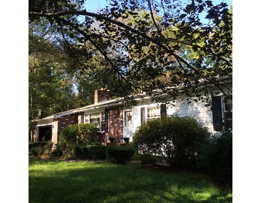 Single Family Home for Sale at 541 Chestnut Hill Road 541 Chestnut Hill Road Millville, Massachusetts 01529 United States