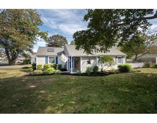 Частный односемейный дом для того Продажа на 188 Hatherly Road 188 Hatherly Road Scituate, Массачусетс 02066 Соединенные Штаты