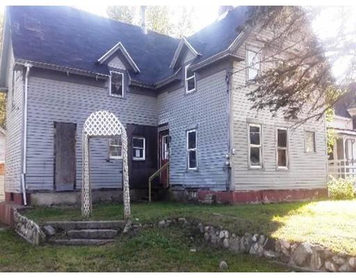 独户住宅 为 销售 在 15 W Myrtle Street Orange, 01364 美国