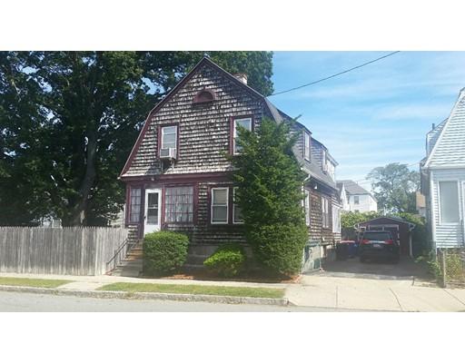واحد منزل الأسرة للـ Sale في 96 Church Street 96 Church Street New Bedford, Massachusetts 02746 United States