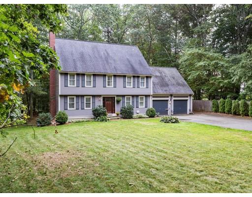 Maison unifamiliale pour l Vente à 11 Rivers Edge Drive 11 Rivers Edge Drive Rowley, Massachusetts 01969 États-Unis