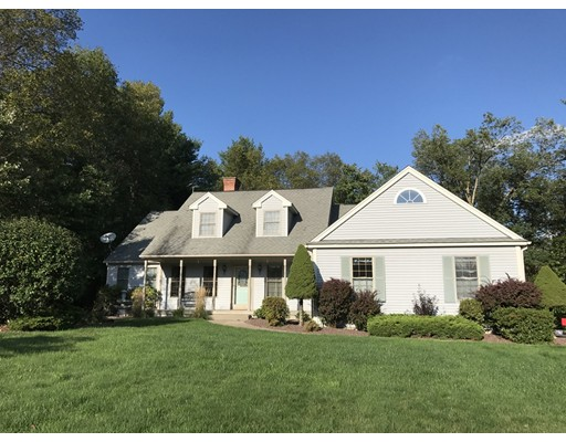 Частный односемейный дом для того Продажа на 8 E Brook Drive 8 E Brook Drive Hampden, Массачусетс 01036 Соединенные Штаты