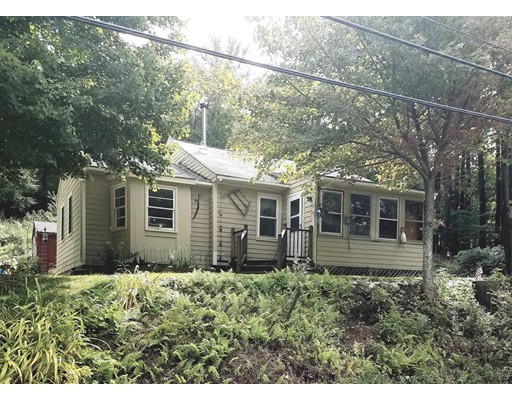 Single Family Home for Sale at 93 Highbridge Road 93 Highbridge Road New Ipswich, New Hampshire 03071 United States