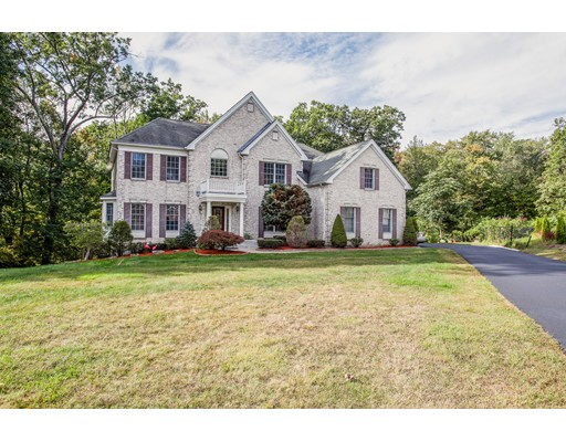 Single Family Home for Sale at 5 Thoreau Circle Shrewsbury, Massachusetts 01545 United States