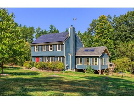 واحد منزل الأسرة للـ Sale في 11 Koski Way 11 Koski Way Townsend, Massachusetts 01469 United States