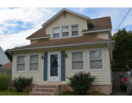 Single Family Home for Sale at 22 Fabyan Street West Springfield, 01089 United States