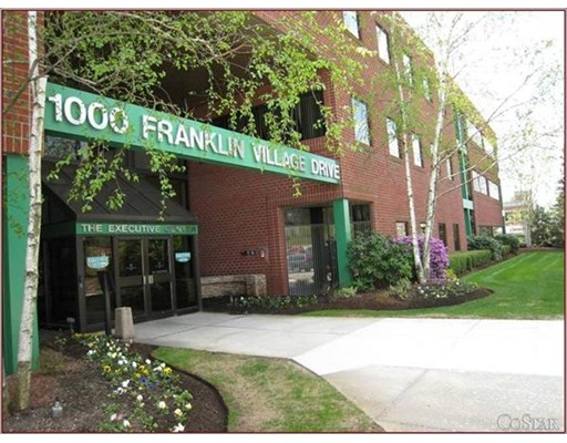 Additional photo for property listing at 1000 Franklin Village Drive 1000 Franklin Village Drive 富兰克林, 马萨诸塞州 02038 美国