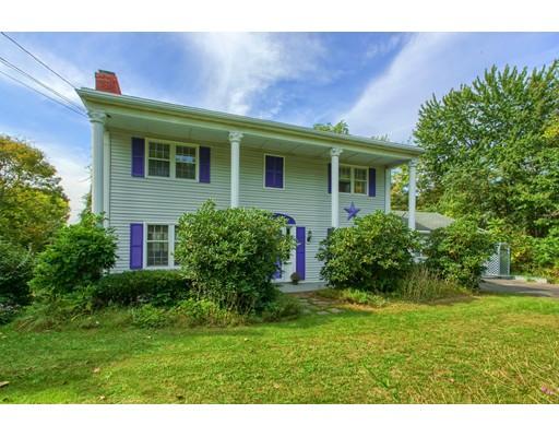 独户住宅 为 销售 在 312 Old Marsh Hill Road 312 Old Marsh Hill Road Dracut, 马萨诸塞州 01826 美国