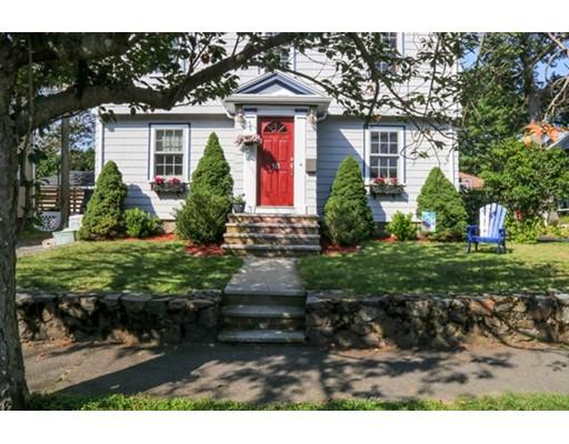 واحد منزل الأسرة للـ Sale في 18 Sargent Road 18 Sargent Road Swampscott, Massachusetts 01907 United States