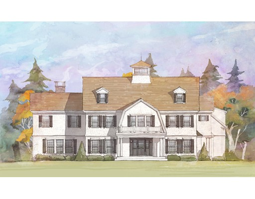 Casa Unifamiliar por un Venta en 901 MAIN STREET - LOT 2 901 MAIN STREET - LOT 2 Hingham, Massachusetts 02043 Estados Unidos