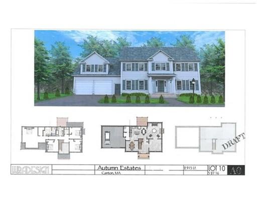 Частный односемейный дом для того Продажа на 10 E.J. Foley Circle 10 E.J. Foley Circle Randolph, Массачусетс 02368 Соединенные Штаты