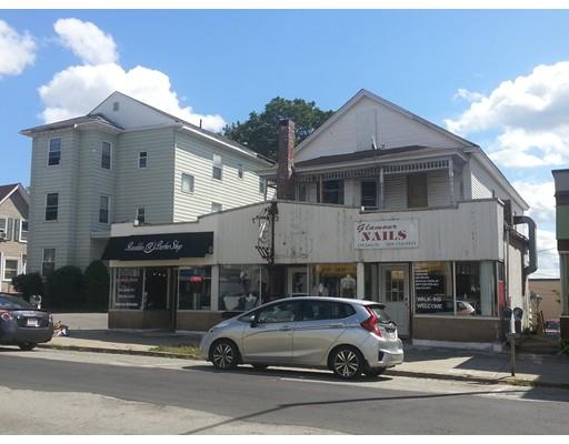Commercial pour l Vente à 116 June Street 116 June Street Worcester, Massachusetts 01602 États-Unis