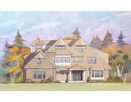 Single Family Home for Sale at 901 MAIN STREET - LOT 3 901 MAIN STREET - LOT 3 Hingham, Massachusetts 02043 United States