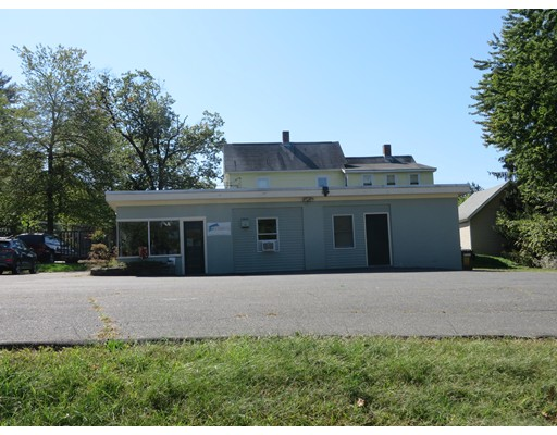 Commercial for Sale at 18 French King Hwy 18 French King Hwy Greenfield, Massachusetts 01301 United States