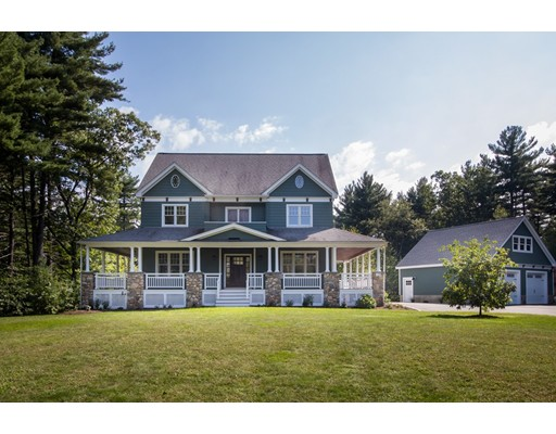 Частный односемейный дом для того Продажа на 139 Green Road 139 Green Road Bolton, Массачусетс 01740 Соединенные Штаты