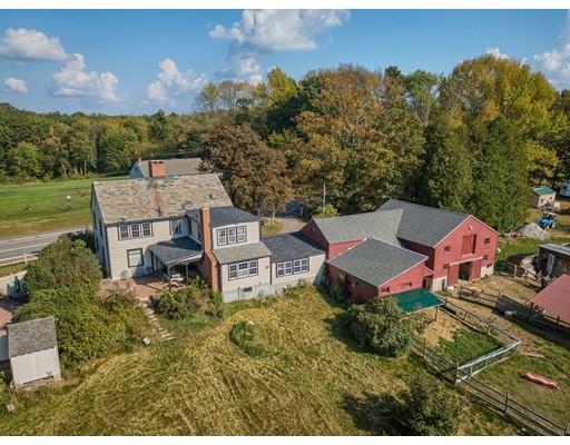 Casa Unifamiliar por un Venta en 80 Baldwinville Road 80 Baldwinville Road Templeton, Massachusetts 01468 Estados Unidos