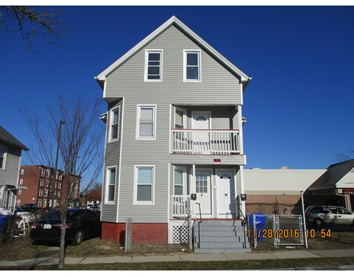 Additional photo for property listing at 10 Monroe Street  Springfield, 马萨诸塞州 01109 美国