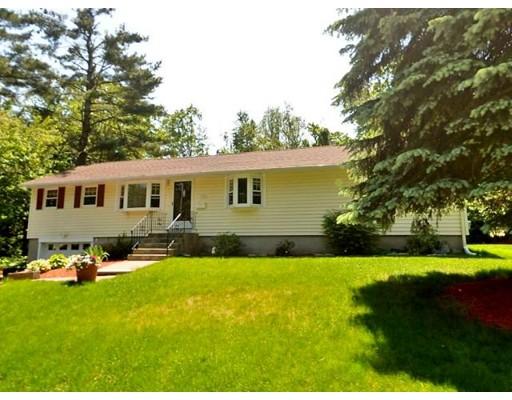 Maison unifamiliale pour l Vente à 39 Carter Road 39 Carter Road Worcester, Massachusetts 01609 États-Unis