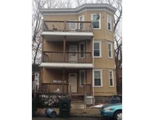 Multi-Family Home for Sale at 3964 Washington Street 3964 Washington Street Boston, Massachusetts 02131 United States